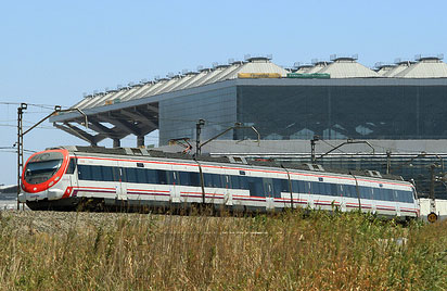 malaga-airport-train